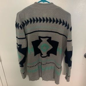 Roxy Sweaters - Patterned oversized super soft cardigan